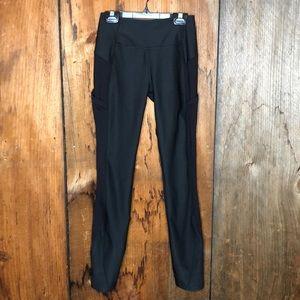 Lululemon Black Ankle Pant Size 2 EUC